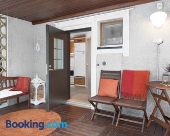 Vuokatin Aateli Suites - Vuokatti - Living room