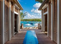 Le Barthélemy Hotel And Spa - Gustavia - Pool