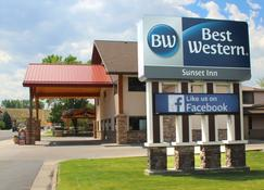 Best Western Sunset Inn - Cody - Building