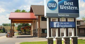 Best Western Sunset Inn - Cody