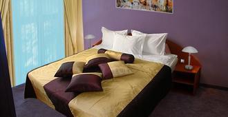 Hotel Mir - חארקיב - חדר שינה