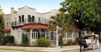 Casa de Suenos - St. Augustine - Κτίριο