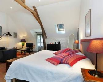 La Pillebourdiere - Cour-Cheverny - Bedroom