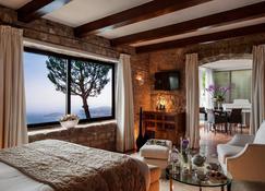 Chateau De La Chevre D Or - Eze - Bedroom