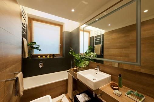 Starhotels Echo - Milan - Bathroom