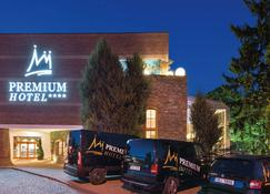 Premium Wellness & Wine Hotel - Znojmo - Building
