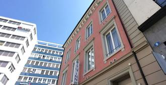 City Inn Basel - Bâle - Bâtiment