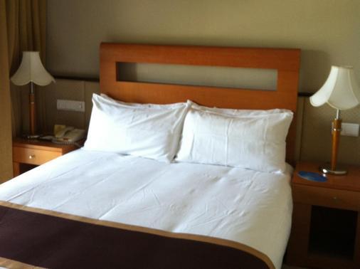New Century Hotel Pudong Shanghai - Σανγκάη - Κρεβατοκάμαρα