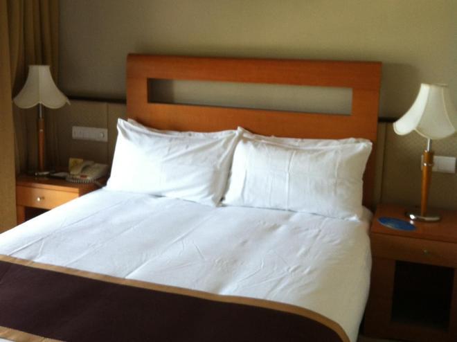 New Century Hotel Pudong Shanghai - Shanghai - Bedroom