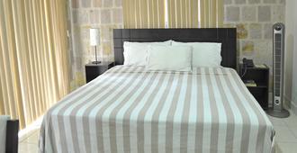 Hotel Real Valladolid - Morelia - Bedroom