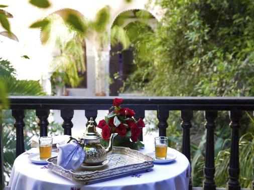 Palais Sheherazade & Spa - Fez - Balcony