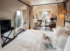The Pand Hotel - Bruges - Living room
