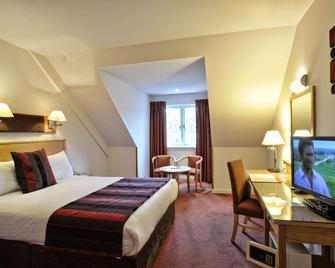 Portrush Atlantic Hotel - Portrush - Спальня
