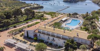 Hotel Calina - Cadaques - Bygning