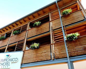 Olimpionico Hotel - Castello di fiemme - Будівля