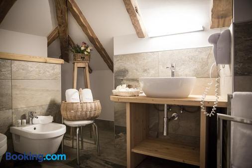 Hotel Garnì Laurino - Cavalese - Bathroom