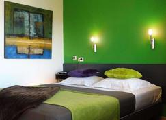 Citotel O'cub Hotel - Villeneuve-lès-Avignon - Bedroom