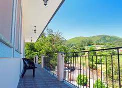 歐斯馬諾斯飯店 - 桑塔納 - 陽台