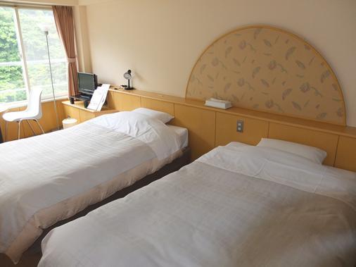 Kinugawa Park Hotels Park Cottage - Nikkō - Phòng ngủ