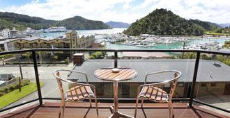 Harbour View Motel - Picton - Balcony