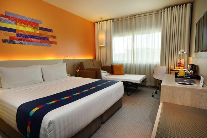 Park Inn By Radisson Davao - Davao City - Bedroom