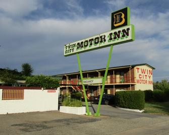 Twin City Motor Inn - Wodonga - Gebouw