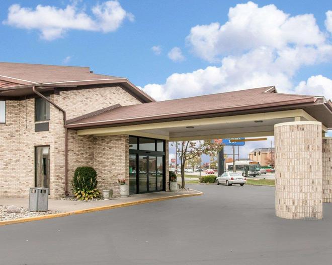 Comfort Inn Maumee - Perrysburgh Area - Maumee - Rakennus