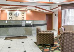 Comfort Inn Maumee - Perrysburgh Area - Maumee - Hành lang