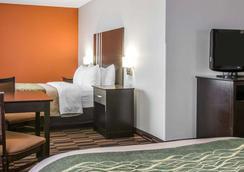Comfort Inn Maumee - Perrysburgh Area - Maumee - Bedroom