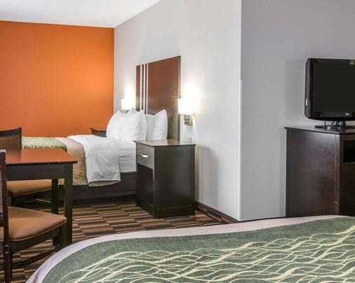 Comfort Inn Maumee - Perrysburgh Area - Maumee - Phòng ngủ