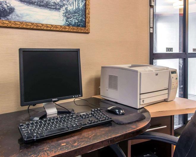 Comfort Inn Maumee - Perrysburgh Area - Maumee - Liikekeskus