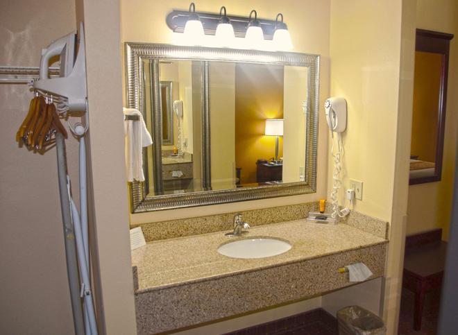Americas Best Value Inn St. Robert - St Robert - Phòng tắm