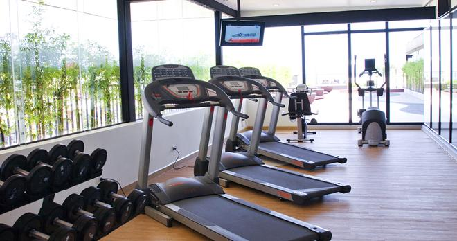 Aya Boutique Hotel Pattaya - Trung tâm Pattaya - Gym