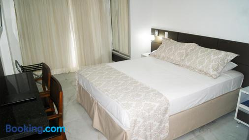 Littoral Tambaú Flat - João Pessoa - Bedroom