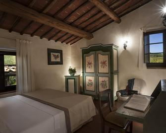 Castello di Spaltenna - Gaiole In Chianti - Bedroom