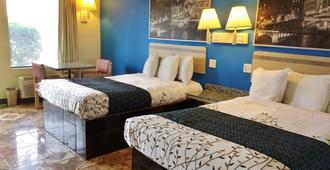 Americas Best Value Inn Beaumont, Tx - בומונט - חדר שינה
