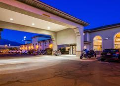 Best Western Timpanogos Inn - Lehi - Rakennus
