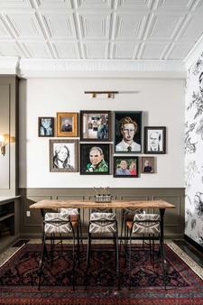 阿姆斯壯飯店 - 柯林斯堡 - 餐廳