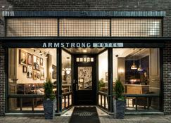 The Armstrong Hotel - Fort Collins - Edificio