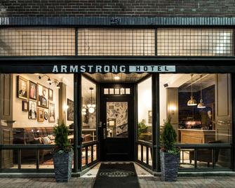 The Armstrong Hotel - Fort Collins - Gebouw