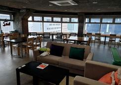 Popcorn Hostel Haeundae - Busan - Nhà hàng