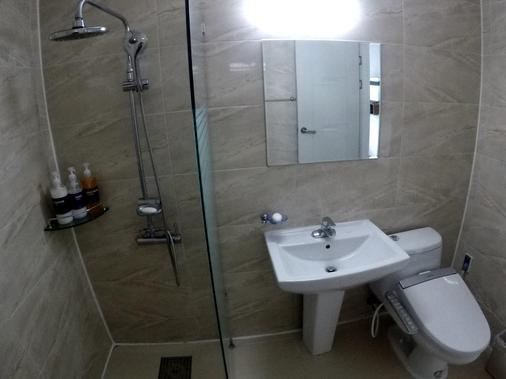 Popcorn Hostel Haeundae - Busan - Phòng tắm
