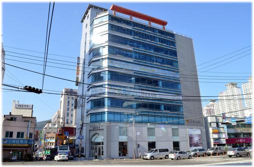 Popcorn Hostel Haeundae - Busan - Toà nhà