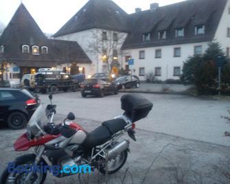 Hotel-Restaurant Hellmann - Schwarzenbruck - Gebouw