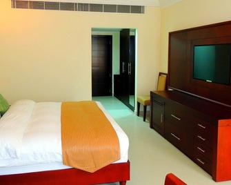 Sohar Beach Hotel - Sohar - Camera da letto
