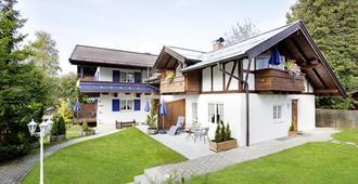 Hotel Filser - Oberstdorf - Edificio