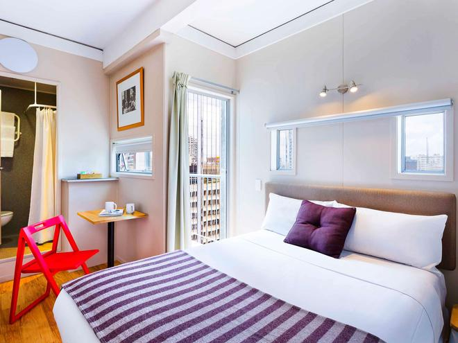 宜必思尚品奧克蘭酒店 - 奧克蘭 - 臥室