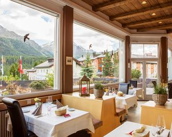 Europa St Moritz Hotel - St. Moritz - Restaurant
