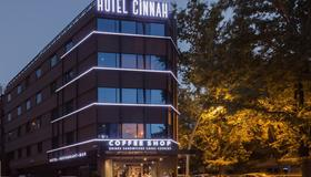 琴娜酒店 - 安卡拉 - 建築