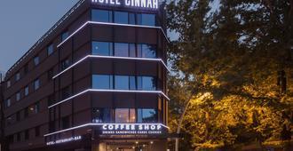 Hotel Cinnah - Ankara - Building